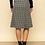 Thumbnail: Houndstooth Button Down Skirt