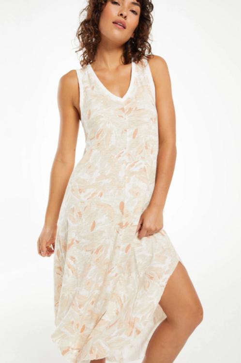 Z-Supply Floral Midi Dress