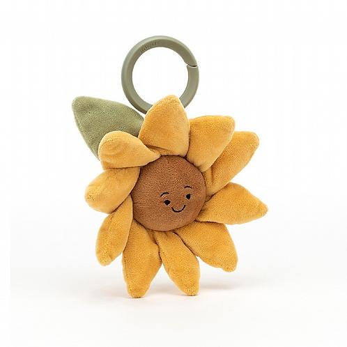 Jelly Cat Fleury Sunflower Jitter