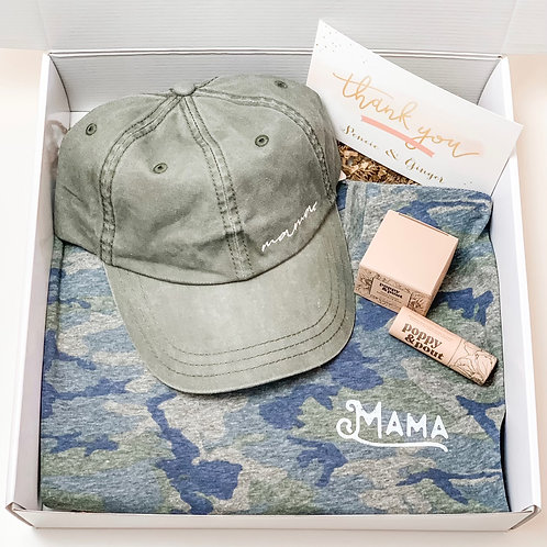 Camo Mama Mothers Day Box