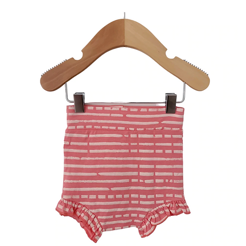 Pink Stripe Bloomers
