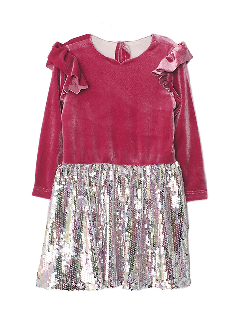 Isobella and Chloe Sparkle Dress
