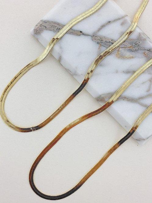 Monte Carlo Layering Necklace