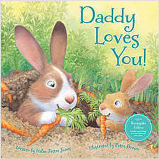 Daddy Loves You Book