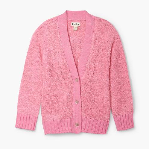 Pink Rainbow Cardigan