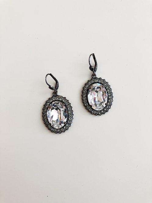 La Vie Swarovski Crystal Earrings