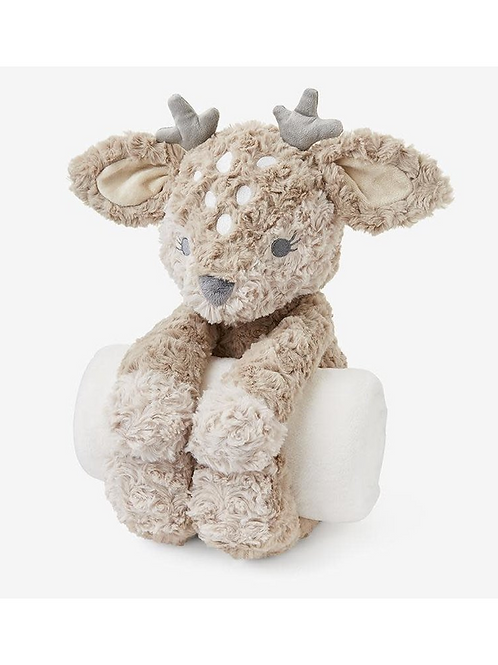 Fawn  Bedtime Huggie Plush Toy