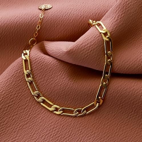 Cleopatra Chain bracelet