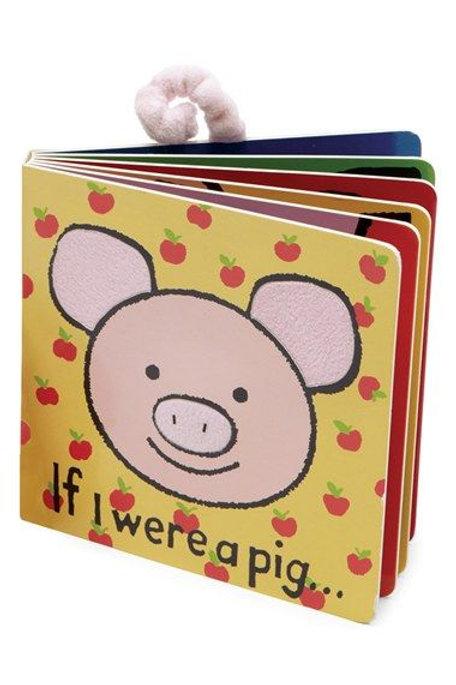 Jelly Cat IF I WERE A PIG BOOK