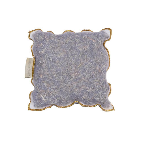 ElizabethW Lavender Silk Sachet