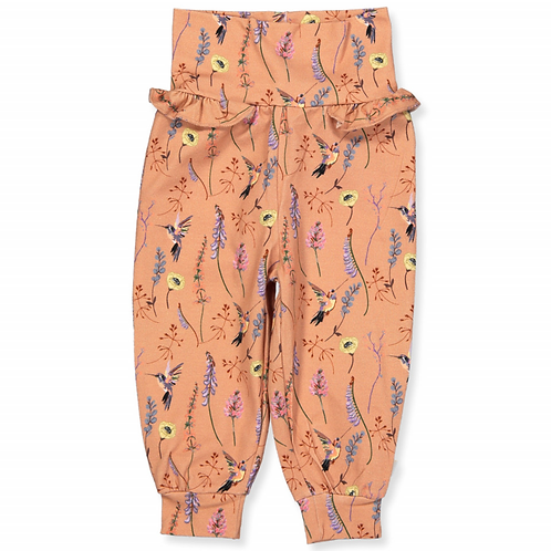 Hummingbird Print Pants