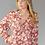 Thumbnail: Brick Floral Dress