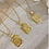 Thumbnail: Initial Necklace