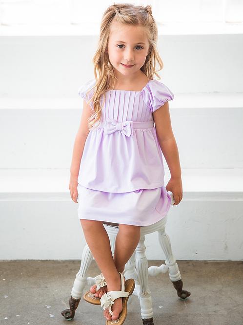 Purple Toddler Dress