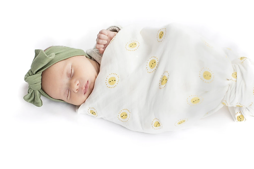 Rise and Shine LouLou Lollipop Swaddle