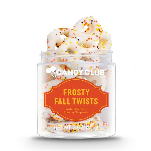 Candy Club Frosty Fall Twists
