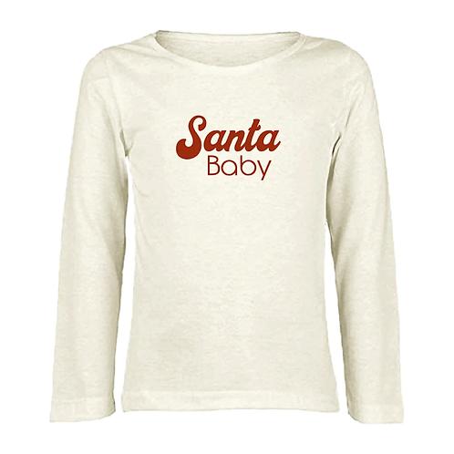 Santa Baby Long Sleeve