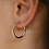 Thumbnail: Gold Filled Hoops