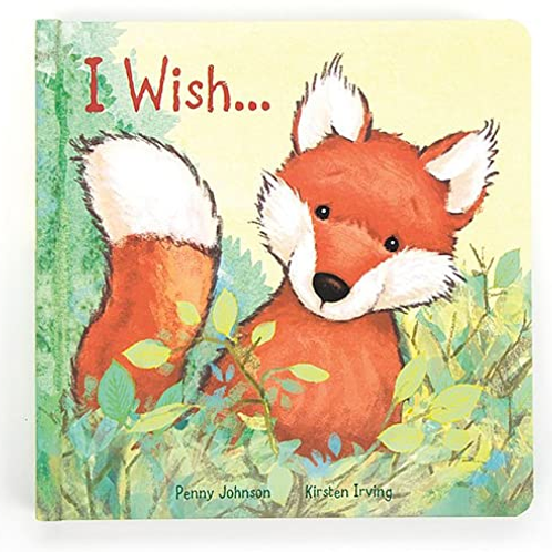 Jelly Cat I Wish Book