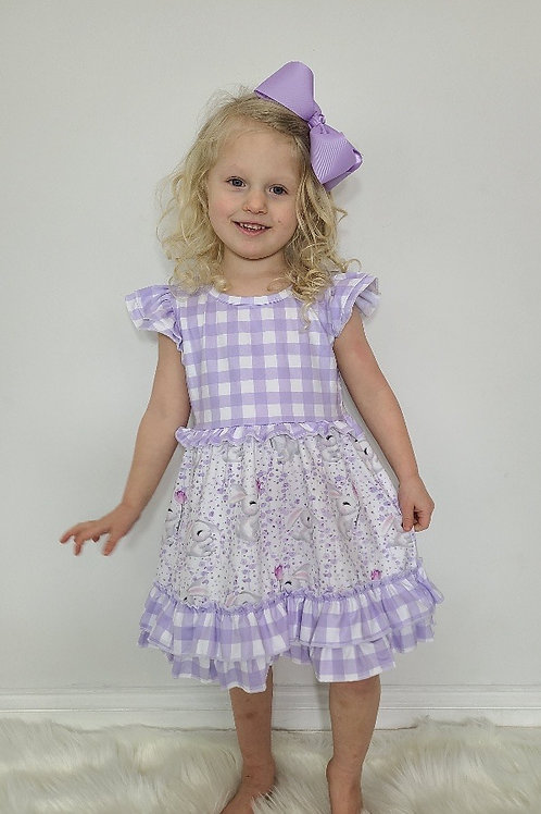 CC. Bunny Dress