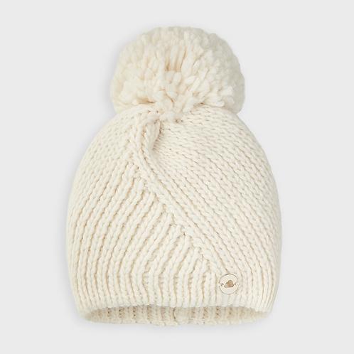 Off-White Knit Beanie