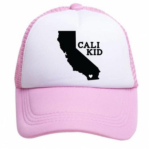 Cali Kid Trucker Hat