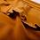 Thumbnail: Cozy Frill Pants - wood color