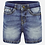 Thumbnail: Denim shorts for baby boy