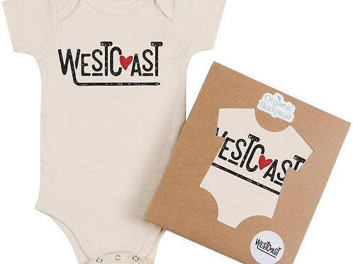 Westcoast Screen Print Bodysuit & Tee