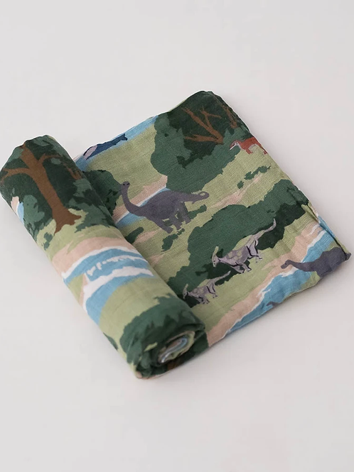 Jurassic World Little Unicorn Swaddle