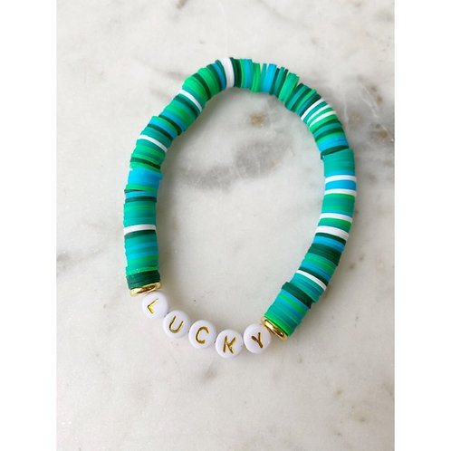 Lucky Bead Bracelet