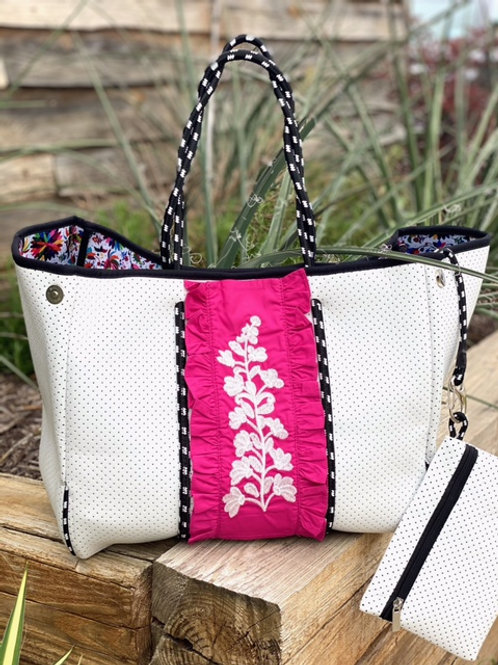 Taylor Gray Marissa Embroidered Tote