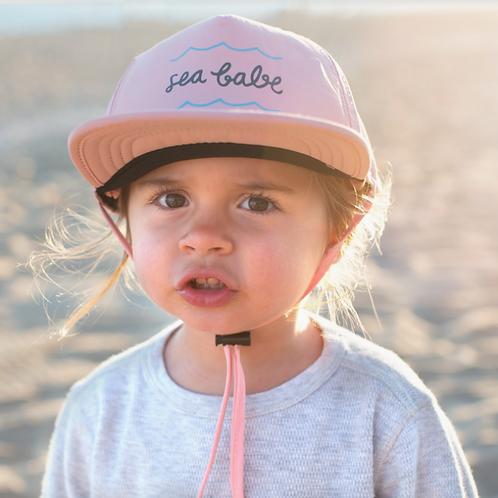 Bitty Brah Sea Babe Hat