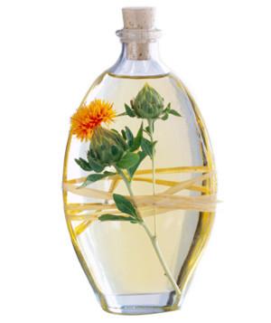 Safflower Oil in Righteous Skin