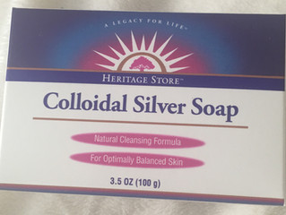 Cure Your Skin Rash with Colloidal Silver