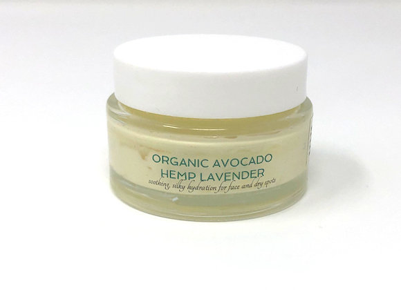 AVOCADO LAVENDER HEMP FACE FORMULA