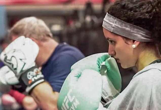 Boxing Class Thumb