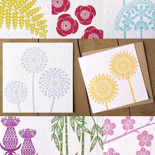 Stylised Plant & Flower Range