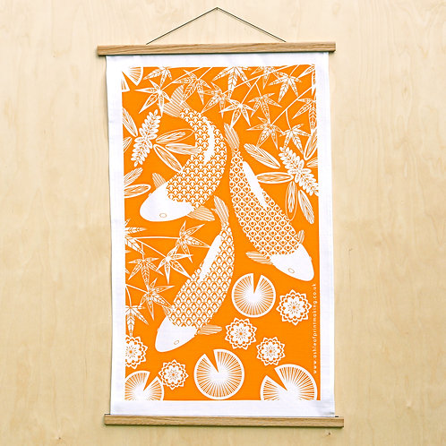 Siew Order2x Tea towels and Hangers