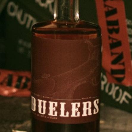 Duelers Dark 100% Agave Spirit