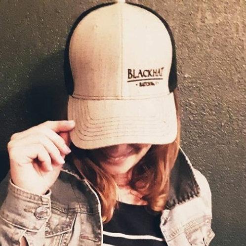 Batch No1. Grey Trucker Hat