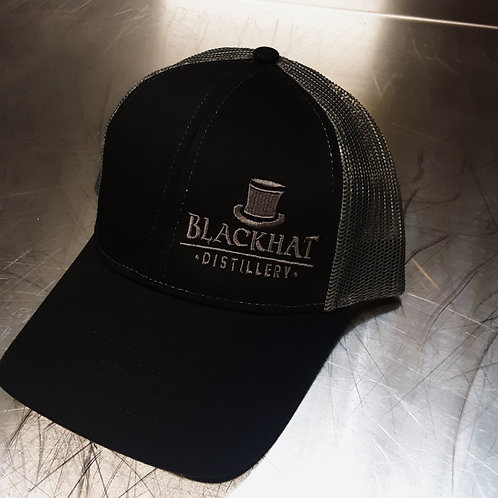 Blackhat Trucker Hat