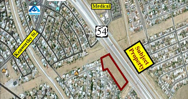 RC Properties El Paso TX US - Us 54 el paso map