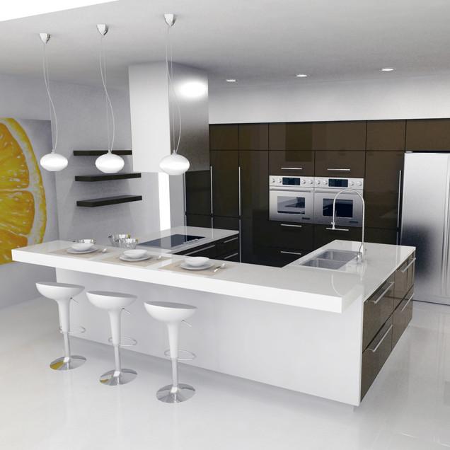Cocinas Show Room Euromobilia
