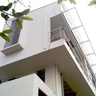 Residencia González Méndez