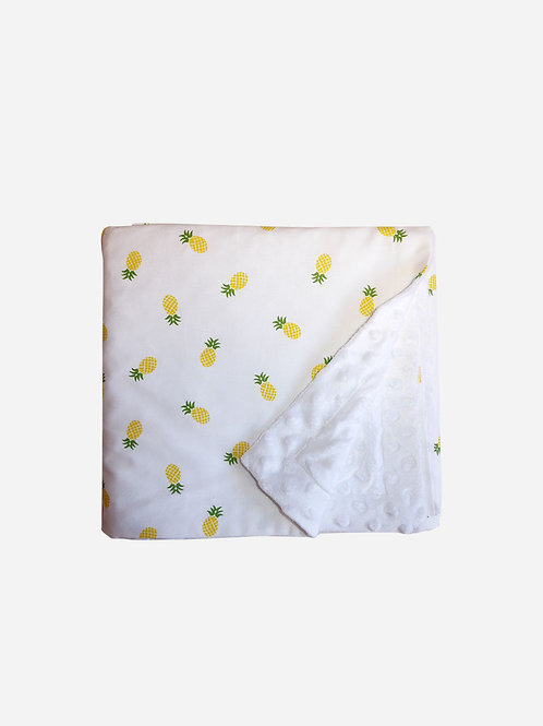Couverture - Motif ananas