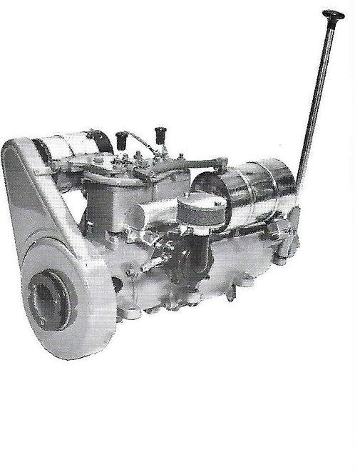 Göta 2 Cylindrig 10-12 Hp från 1980 talet