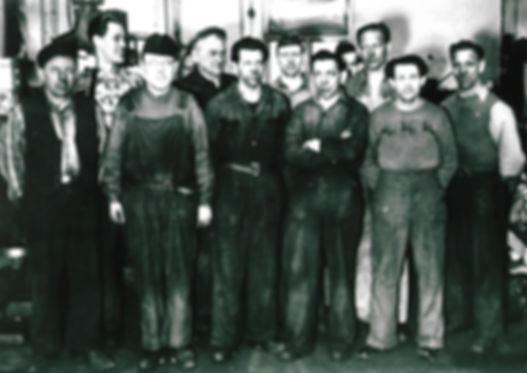Götas Fabrik I osby 1907