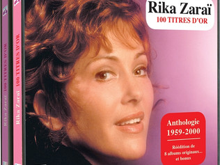 Rika Zaraï : anthologie 1959-2000