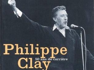 Philippe Clay : 50 ans de carrière